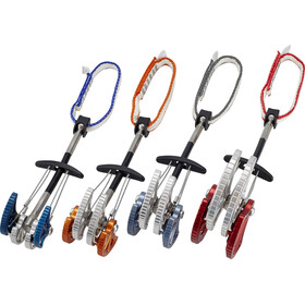 Climbing Technology Anchors Cams Size 5-8 farverig